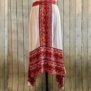 😍HP😍 Cato Woman Paisley Rayon Skirt   NWOT   $14